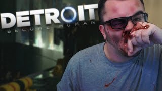 ATTACKED BY KILLER ROBOTS   Detroit: Become Human #8
