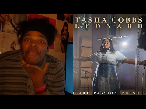 Tasha Cobbs- Im Getting Ready ft Nicki Minaj (REACTION)