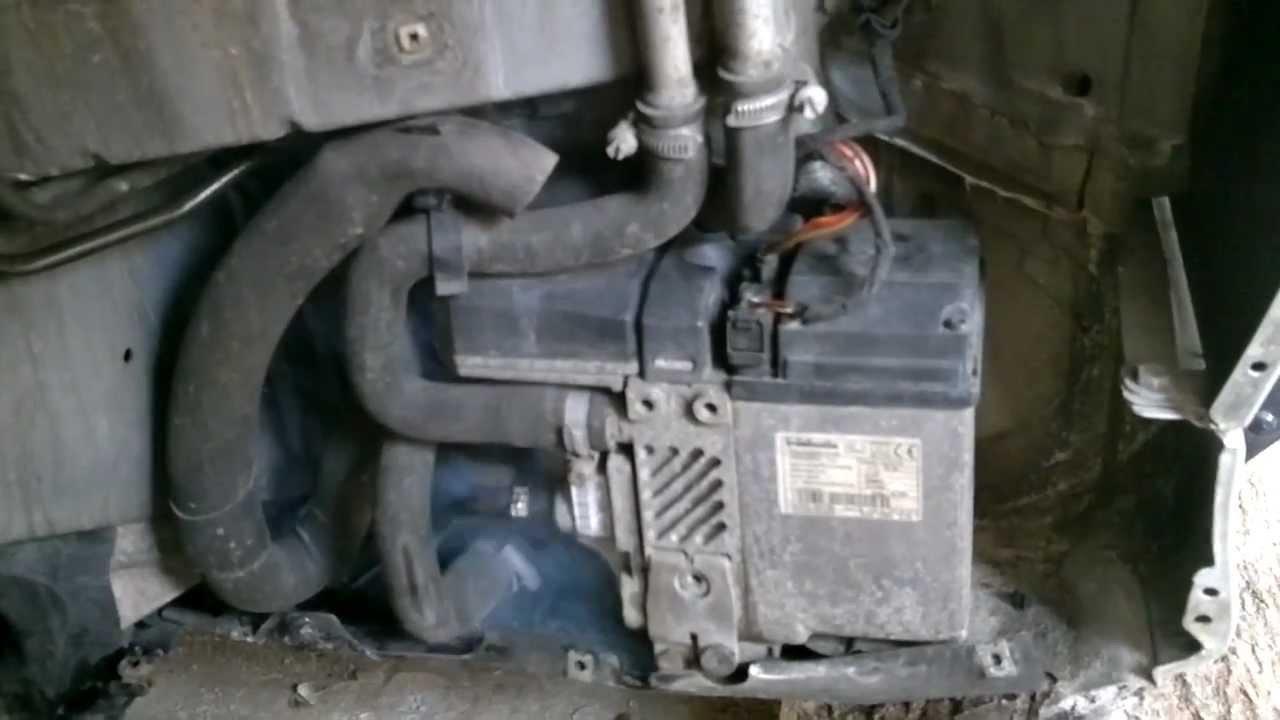 Webasto Heater Wiring Diagram Volvo