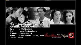 Widi Widiana - Janji bulan November