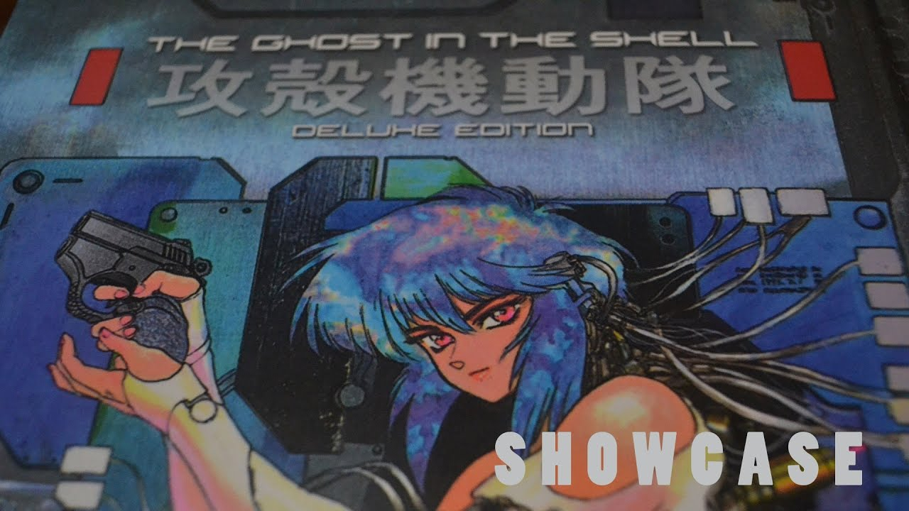 Ghost In The Shell 1 Deluxe Edition Youtube