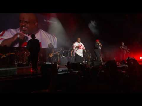 OutKast Cee Lo - Liberation Live