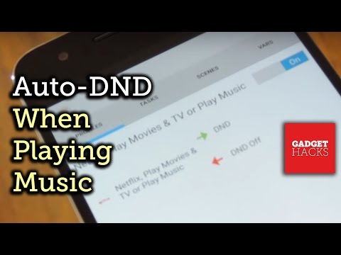 How to Stop Notifications from Interrupting Your Music « Android