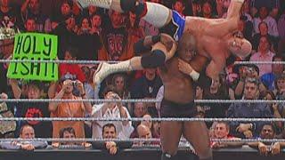 Bobby Lashley vs. Hardcore Holly - ECW World Title Extreme Rules Match: ECW, Feb. 13, 2007