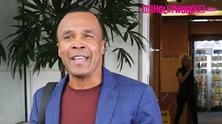 Sugar Ray Leonard Says He Could Beat Floyd Mayweather & Talks Sylvester Stallone 1.12.16