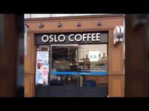 北欧風のオシャレなカフェ OSLO COFFEE 五反田店