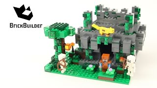 Lego Minecaft 2017