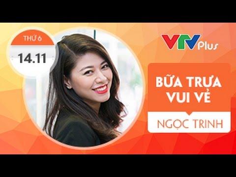 Bữa trưa vui vẻ cùng MC Ngọc Trinh - 14/11/2014