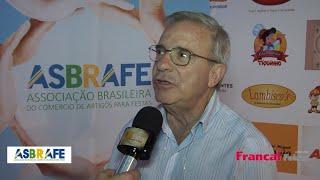 ASBRAFE - Coquetel de Confraternização 2019 - Entrevista Francal