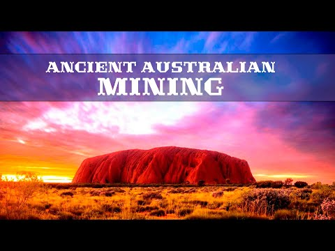 Ancient Australian mining
