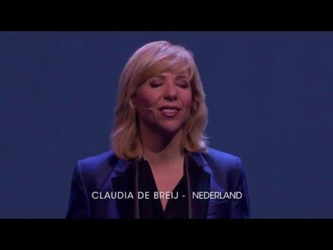 Claudia De Breij Nederland Youtube