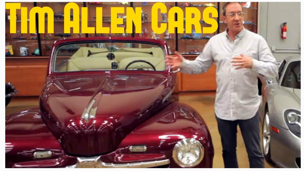 Tim Allen Car Collection 2017 Net Worth 80 Million