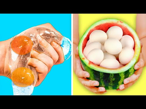 YUMMY EGG HACKS THAT WILL GIVE YOU GOOSEBUMPS || Kitchen Tips by 5-Minute Recipes