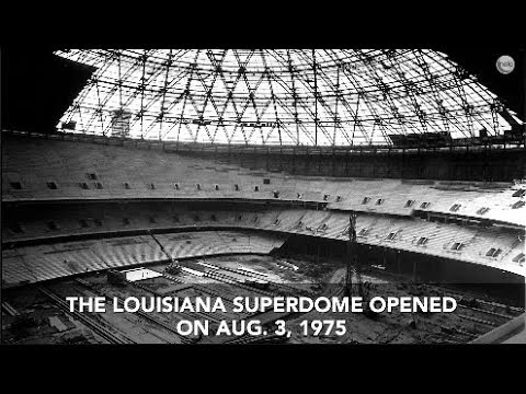 Dome Sweet Dome: A history of the New Orleans Superdome