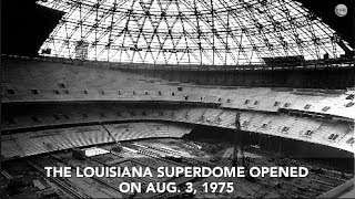 dome sweet dome a history of the new orleans superdome