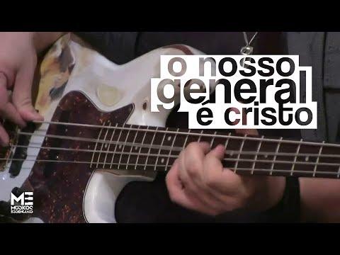 O NOSSO GENERAL É CRISTO (cover) | Músicos essenciais