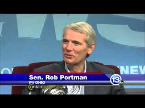 Portman sits down for an interview with Lee Conklin