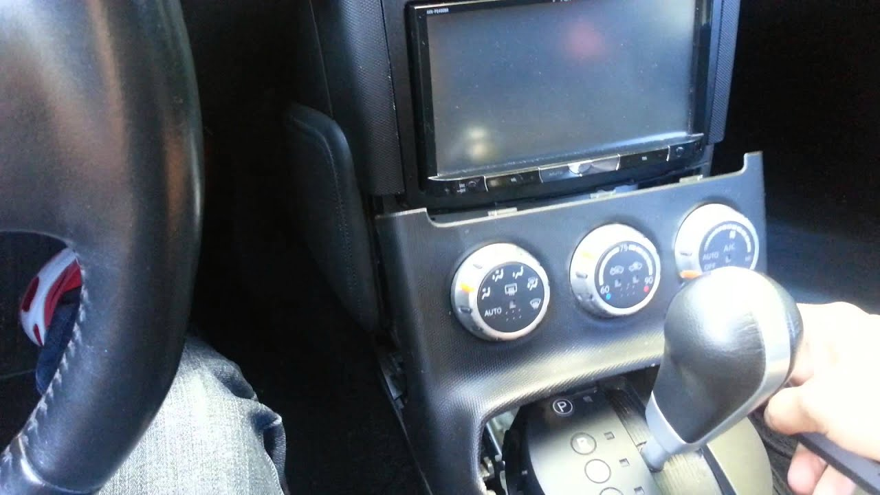 Removing center console in an automatic 2007 350z youtube removing center console in an automatic 2007 350z vanachro Images