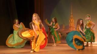 Цыганский танец(Ансамбль