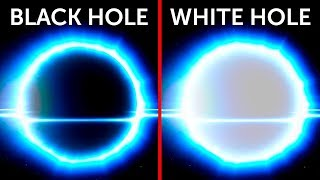 Astronomers Might've Found a White Hole