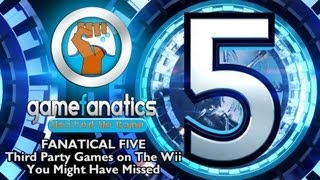 Fanatical Five - Third Party Games on The Wii You Might Have Missed