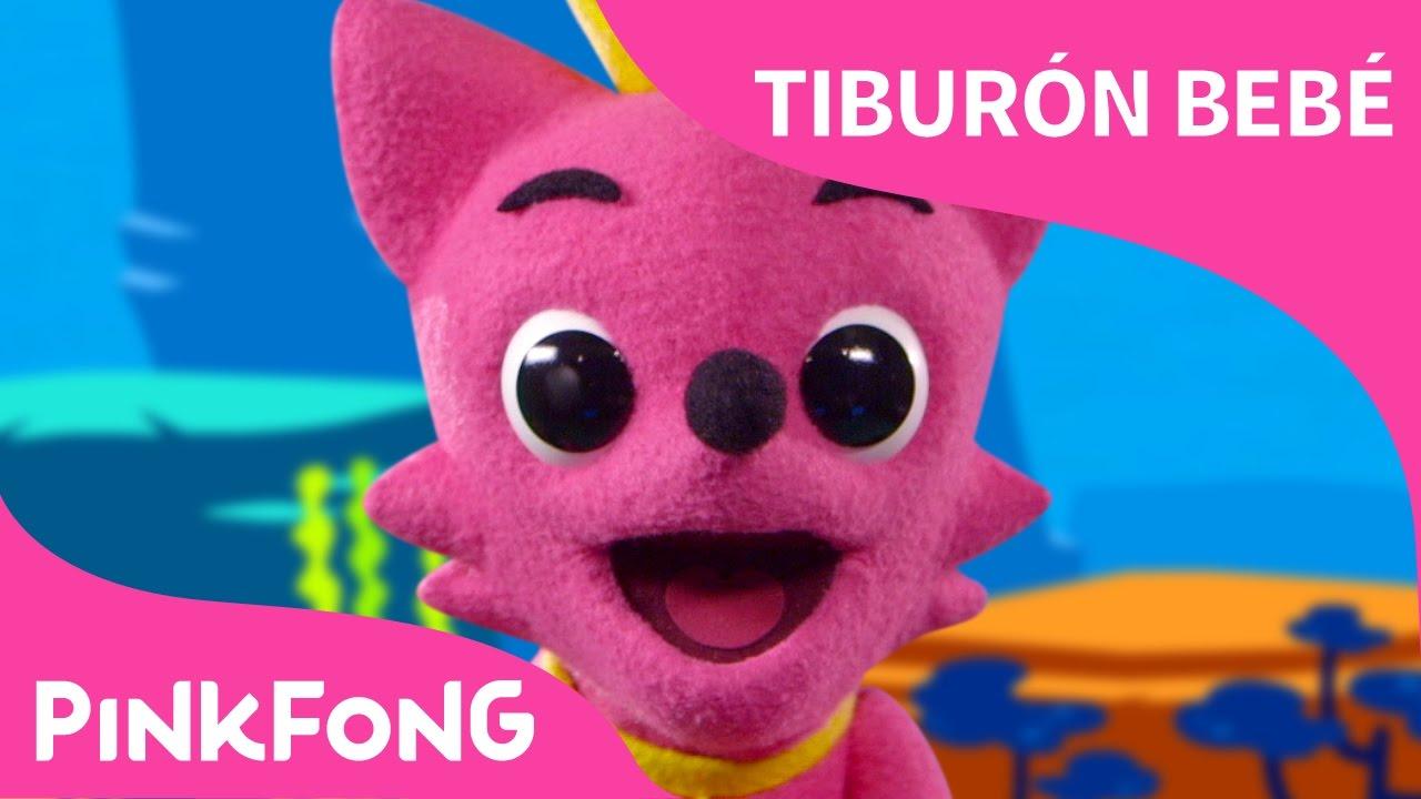 El Teatro del Tiburón Bebé   PINKFONG y Mr. Clown   PINKFONG Canciones Infantiles