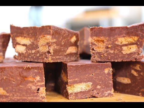 Tim Tam Chocolate Fudge