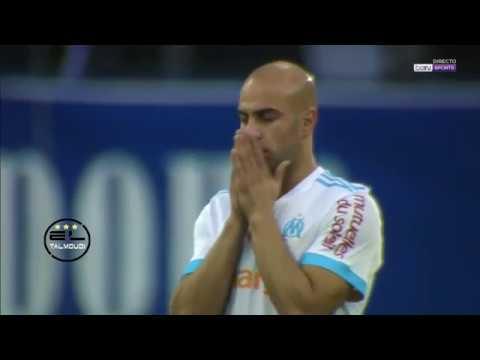 Aymen Abdennour individual highlighs (Marseille vs Caen) 05-11-2017