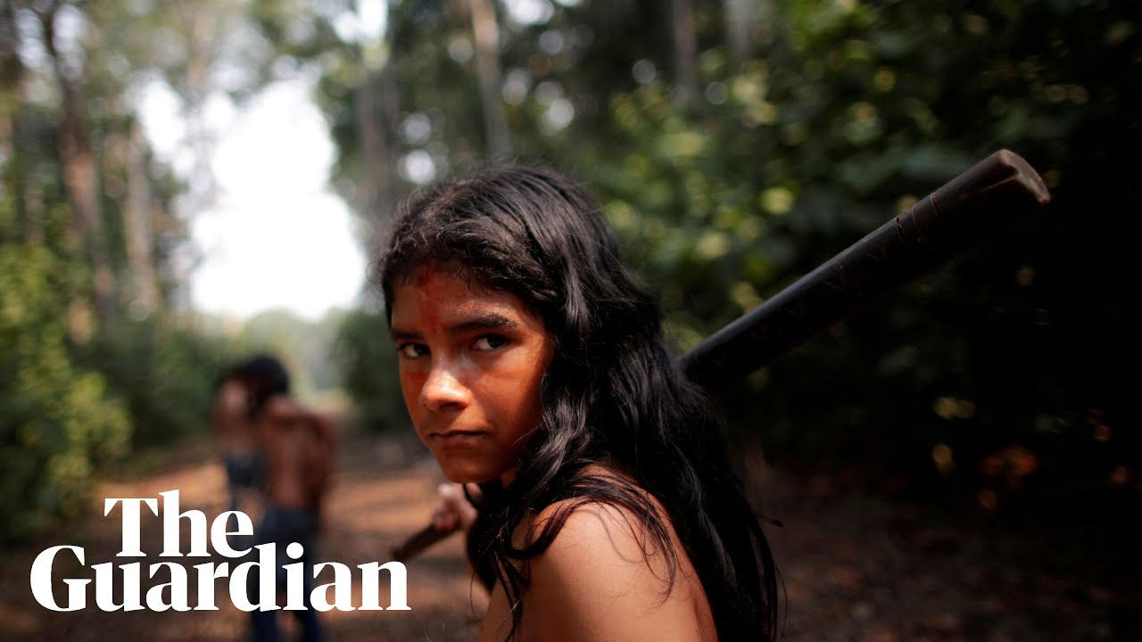 Amazon Fires The Tribes Fighting To Save Their Dying Rainforest
