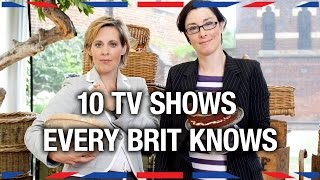 10 TV Shows Every Brit Knows  Anglophenia Ep 10