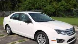 2010 Ford Fusion Used Cars Greenville NC