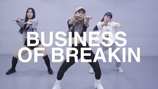 BUSINESS OF BREAKIN - Nina Macc | YEOJIN choreography | Prepix Dance Studio