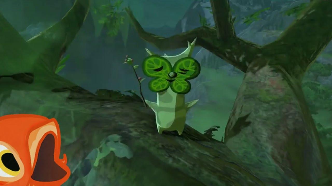 Getting The Last Korok Seed In The Game Legend Of Zelda