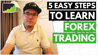 Learn to Trade Forex FULL-TIME in 2019