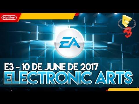 E3 Electronic Arts Conferencia en Español / #EA #E32017 #Videojuegos