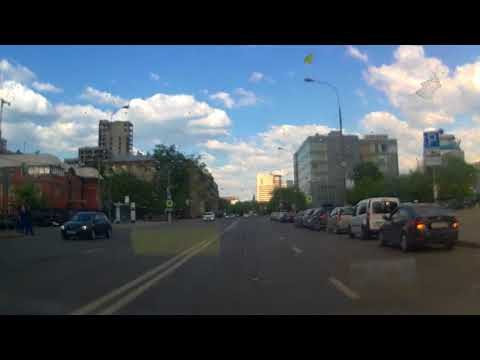 Russia, Moscow, 12.05.2018, roads, weather, chronicle