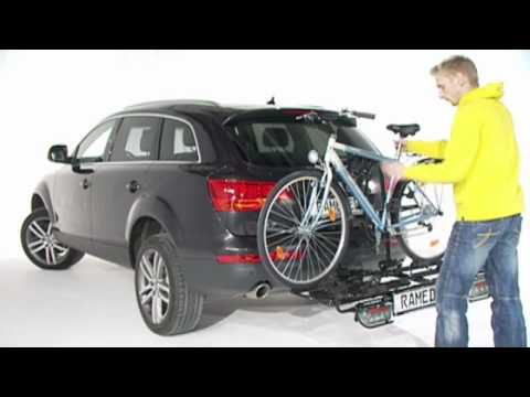MFT Multi-Cargo-2 Family Fahrradträger | Rameder Anhängerkupplung
