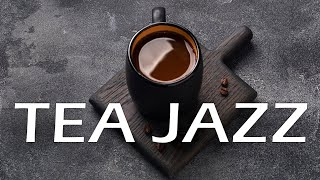 Tea Time Jazz Relaxing Piano Instrumental JAZZ Music For Work Study Reading