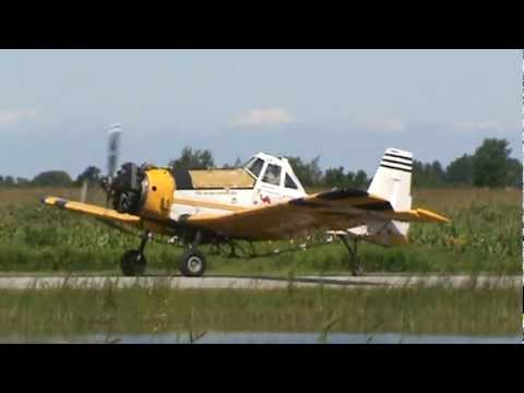 M-18 Dromader Team Landing CSU3