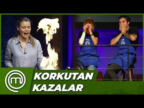 MasterChef 2020'nin Mutfak Kazaları | MasterChef Türkiye