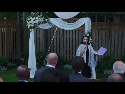How to Officiate a Friend's Wedding - Housekeeping