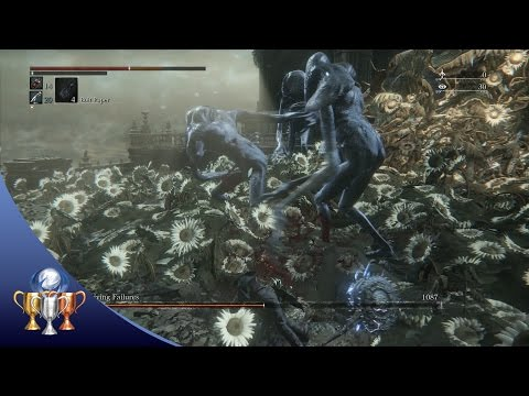 Bloodborne Living Failures