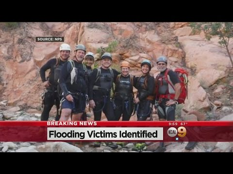 6 Of 7 Hikers Killed In Flash Flooding At Zion National Park In Utah Were From Southland