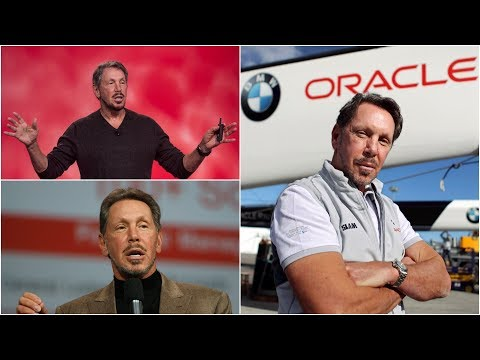 Larry Ellison: Short Biography, Net Worth & Career Highlights