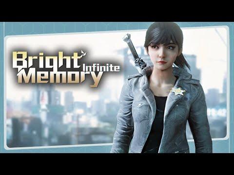 O Jogo Que MAIS me Impressionou no XBOX SERIES X | Bright Memory Infinite Gameplay Trailer
