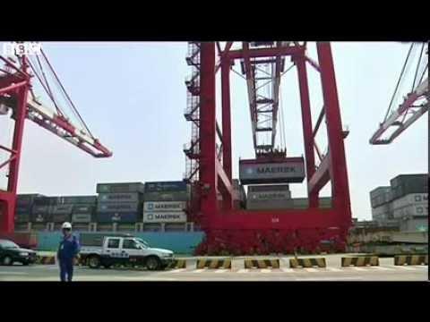 BBC News   Shipping expert on Maersk Line s  surprising  profits