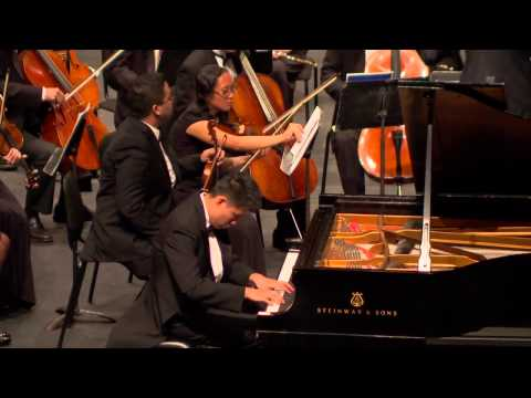 """Beethoven's """"Emperor"""" by UH Mānoa Symphony and pianist Xin Lin"""