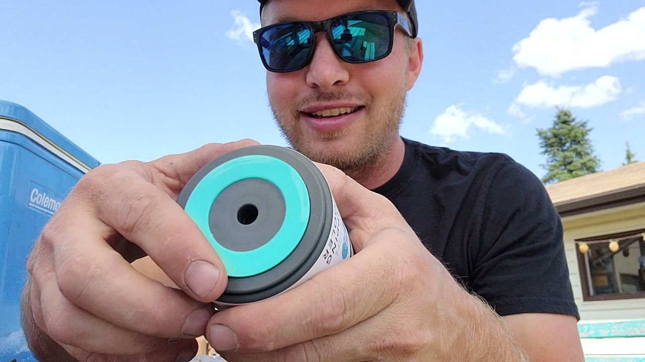Toadfish Non-Tipping Can Cooler Review!