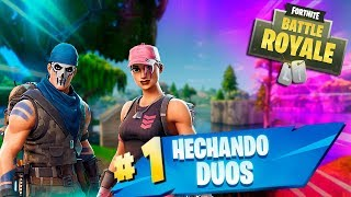 Active My Aimbot In Duos And Pass This *Finish Well* - Fortnite: Battle Royale