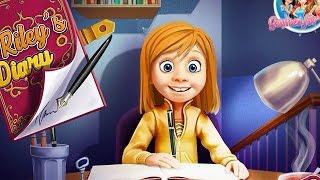 NEW Мультик для девочек—Райли Головоломка DIY—Игры для детей